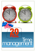 20 pillole di time management