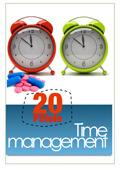 20 pillole di gestione del tempo