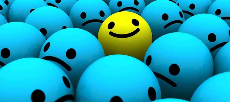 3 modi per allontanare il pessimismo