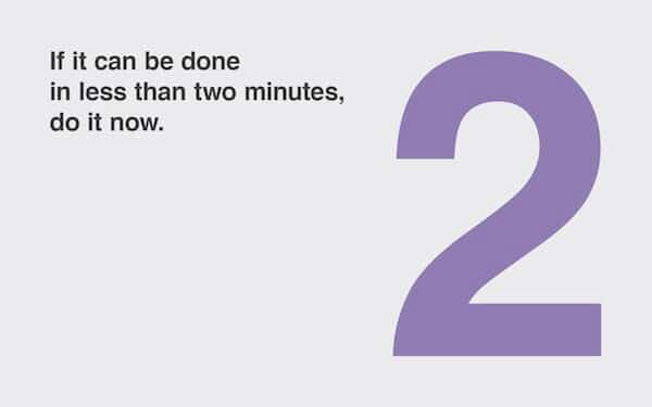 sfondo gestione del tempo e efficacia personale