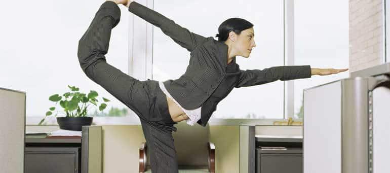 Yoga: Sette motivi per cui fa bene alla carriera