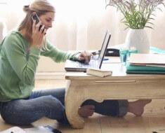 Gestione del tempo per chi lavora da casa