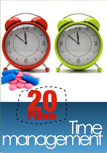 20 Pillole di time management