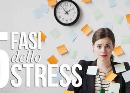 5 Fasi dello Stress