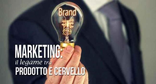 marketing: il legame tra prodotto e cervello