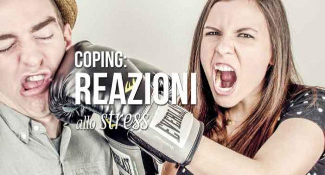 Coping: reazioni allo stress