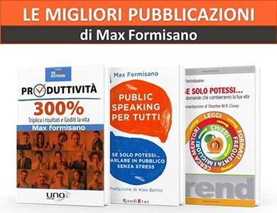 Le migliori pubblicazioni Max Formisano